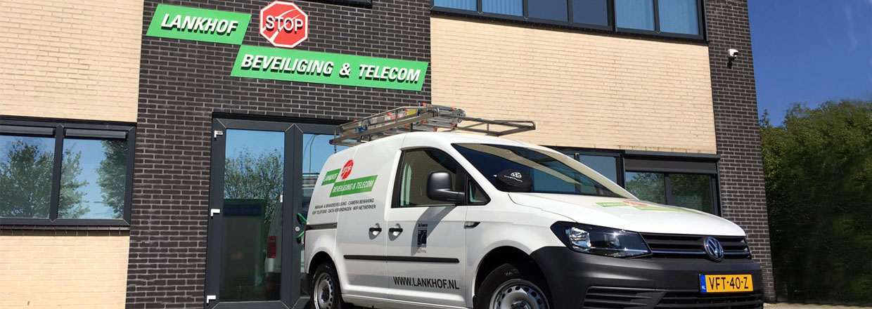 Lankhof Beveiliging en Telecom Aalten