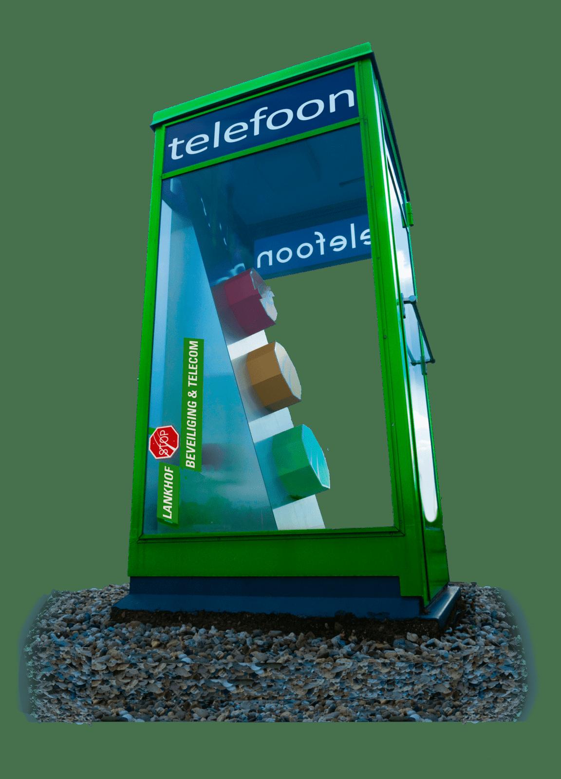 telecom telefooncel